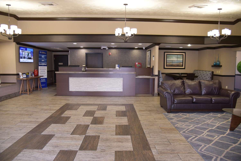 Lobby - Best Western Plus Hotel Las Vegas West