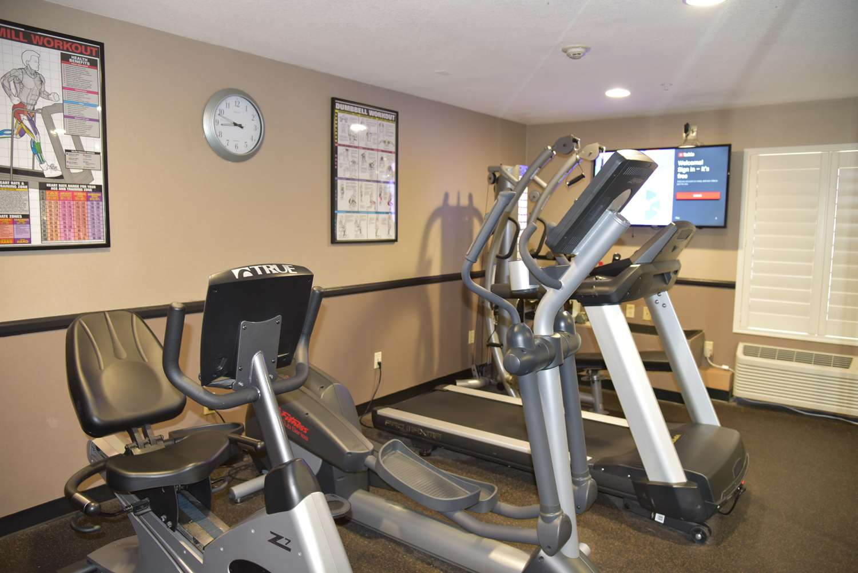 Fitness/ Exercise Room - Best Western Plus Hotel Las Vegas West