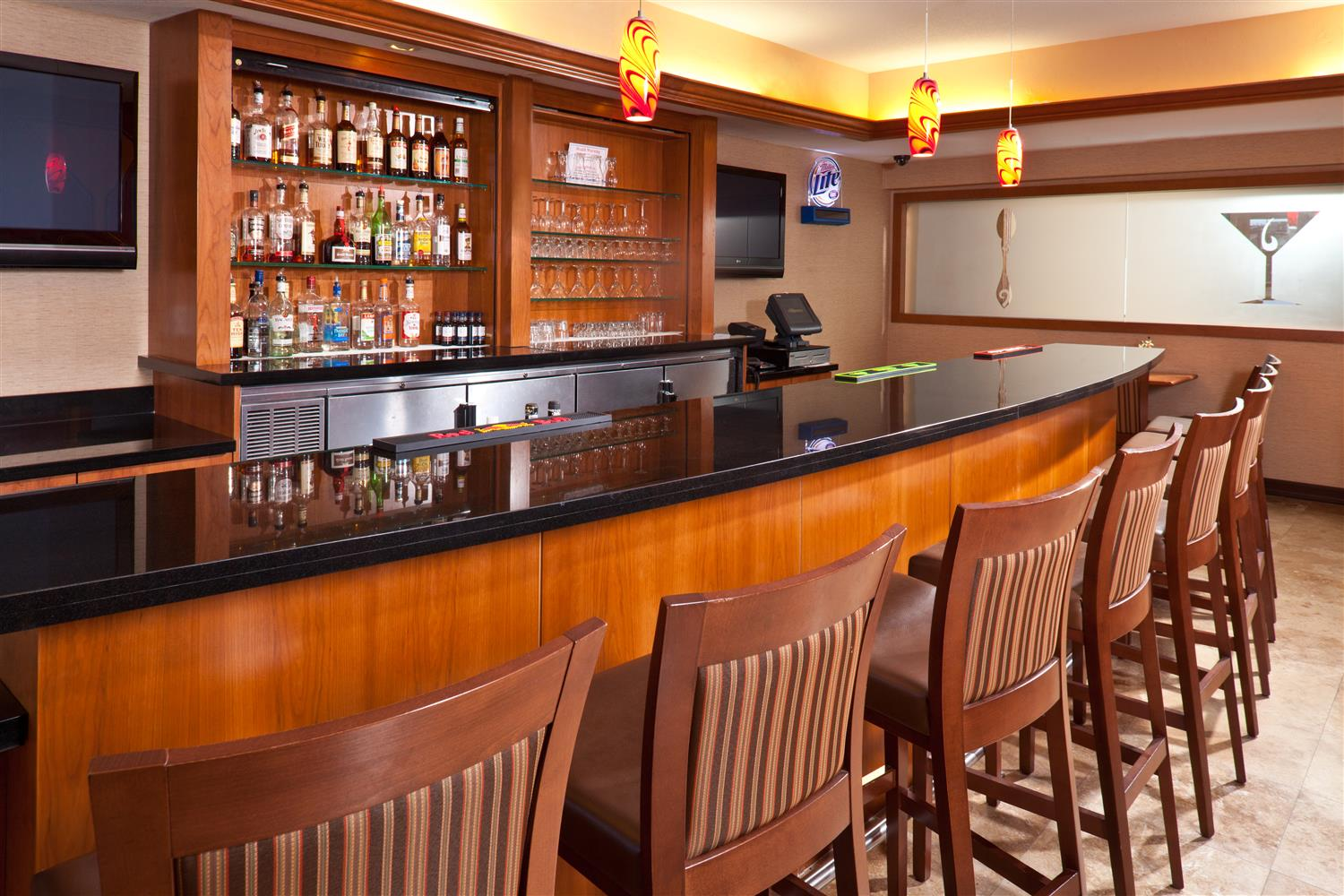 Bar - Best Western Plus Henderson Hotel