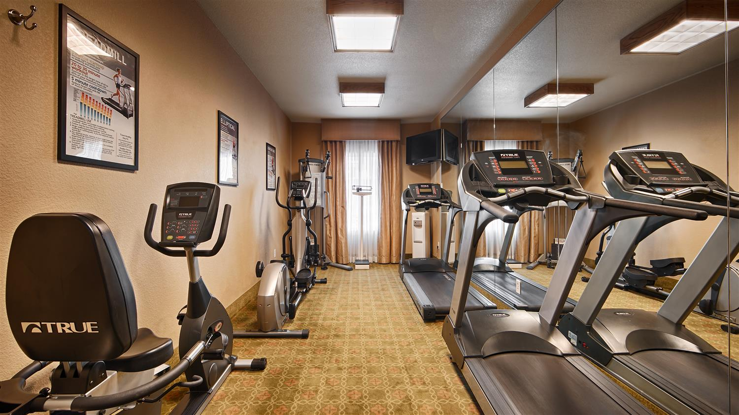 Fitness/ Exercise Room - Best Western Plus Henderson Hotel