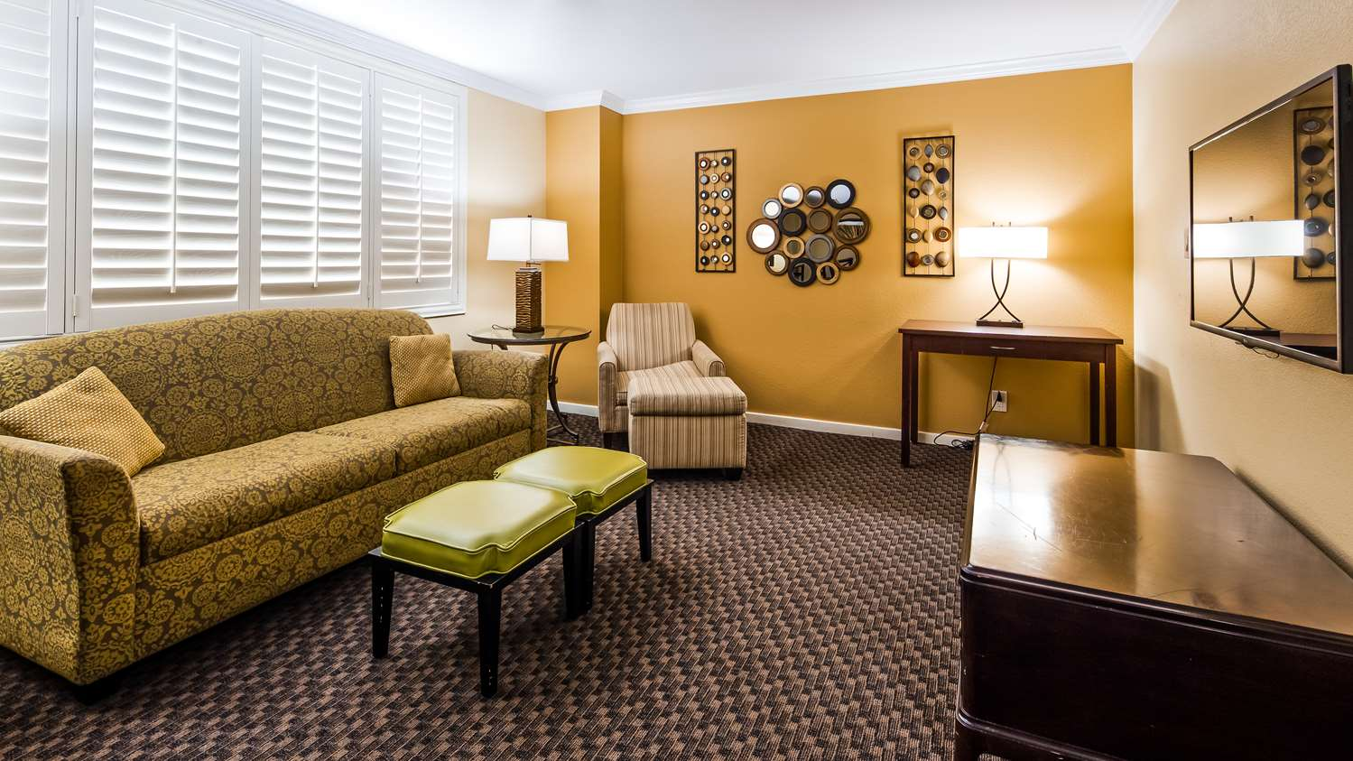 Suite - Best Western Plus Casino Royale Inn Las Vegas