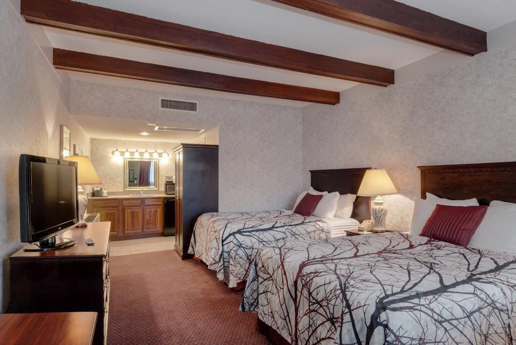 Room - Best Western Plus Portsmouth Hotel & Suites