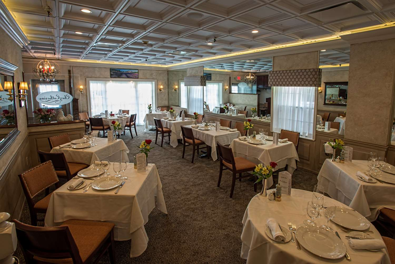 Westfield casino restaurant