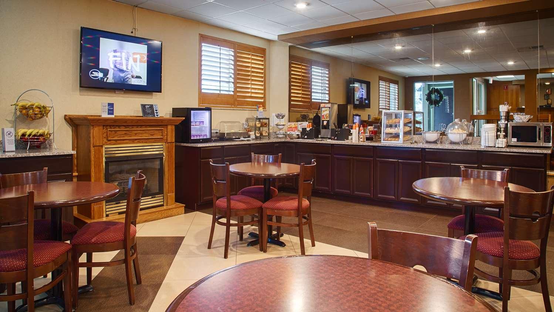Restaurant - Best Western Inn Mt Holly