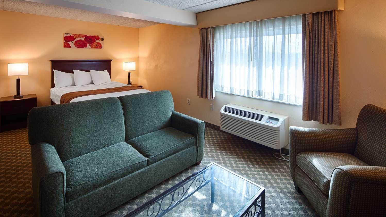 Suite - Best Western Inn Mt Holly