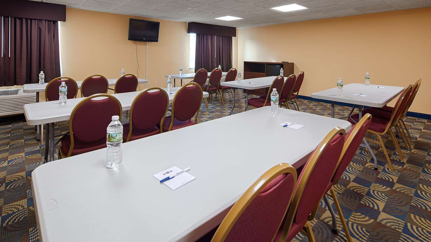 Meeting Facilities - Best Western Inn Mt Holly