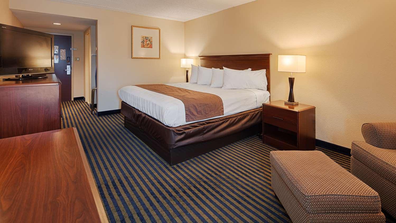 Room - Best Western Inn Mt Holly