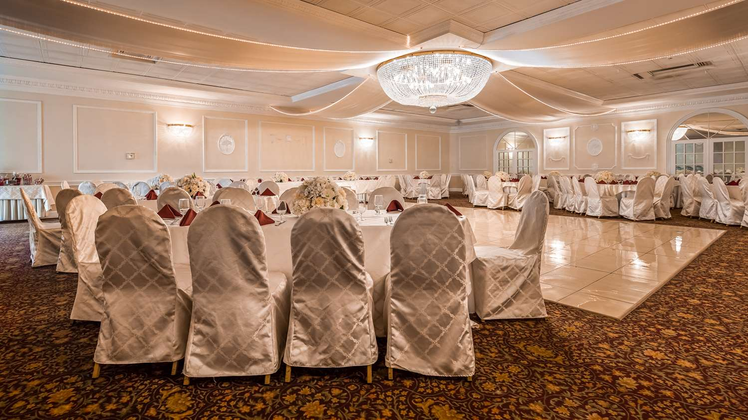 Ballroom - Best Western Leisure Inn Lakewood