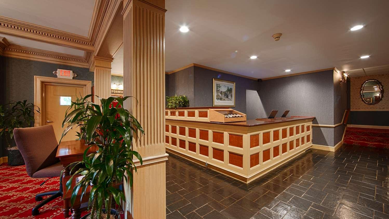 Lobby - Best Western Plus Morristown Inn