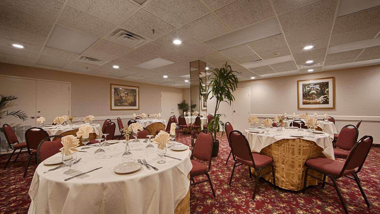 Ballroom - Best Western Plus Morristown Inn