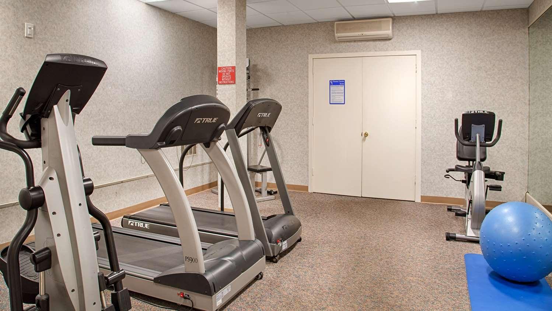 Fitness/ Exercise Room - Best Western Plus Morristown Inn