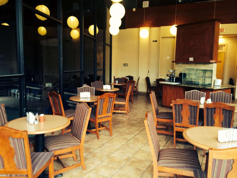 Restaurant - Best Western Bordentown Inn