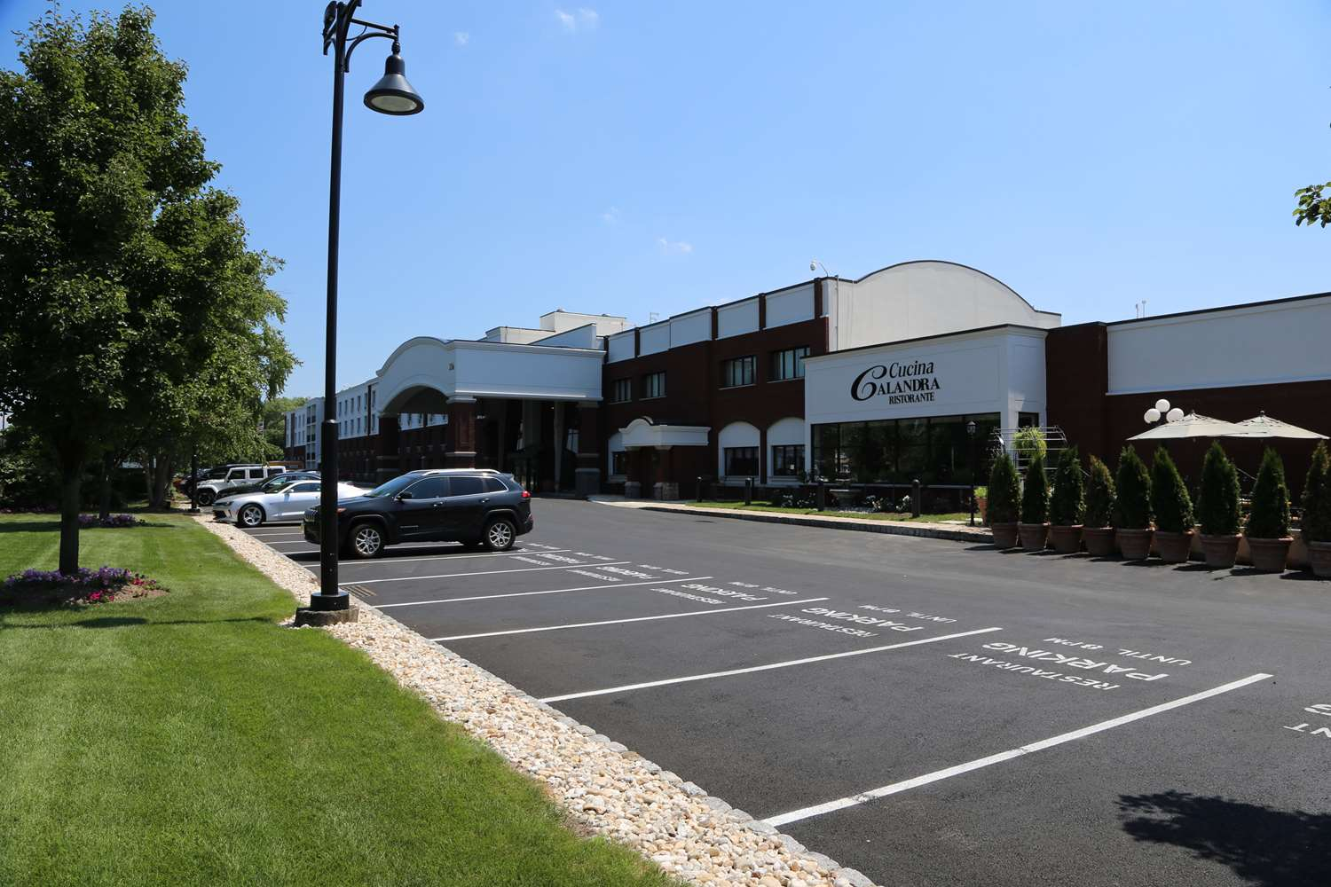 Exterior view - Best Western Plus Executive Inn Fairfield