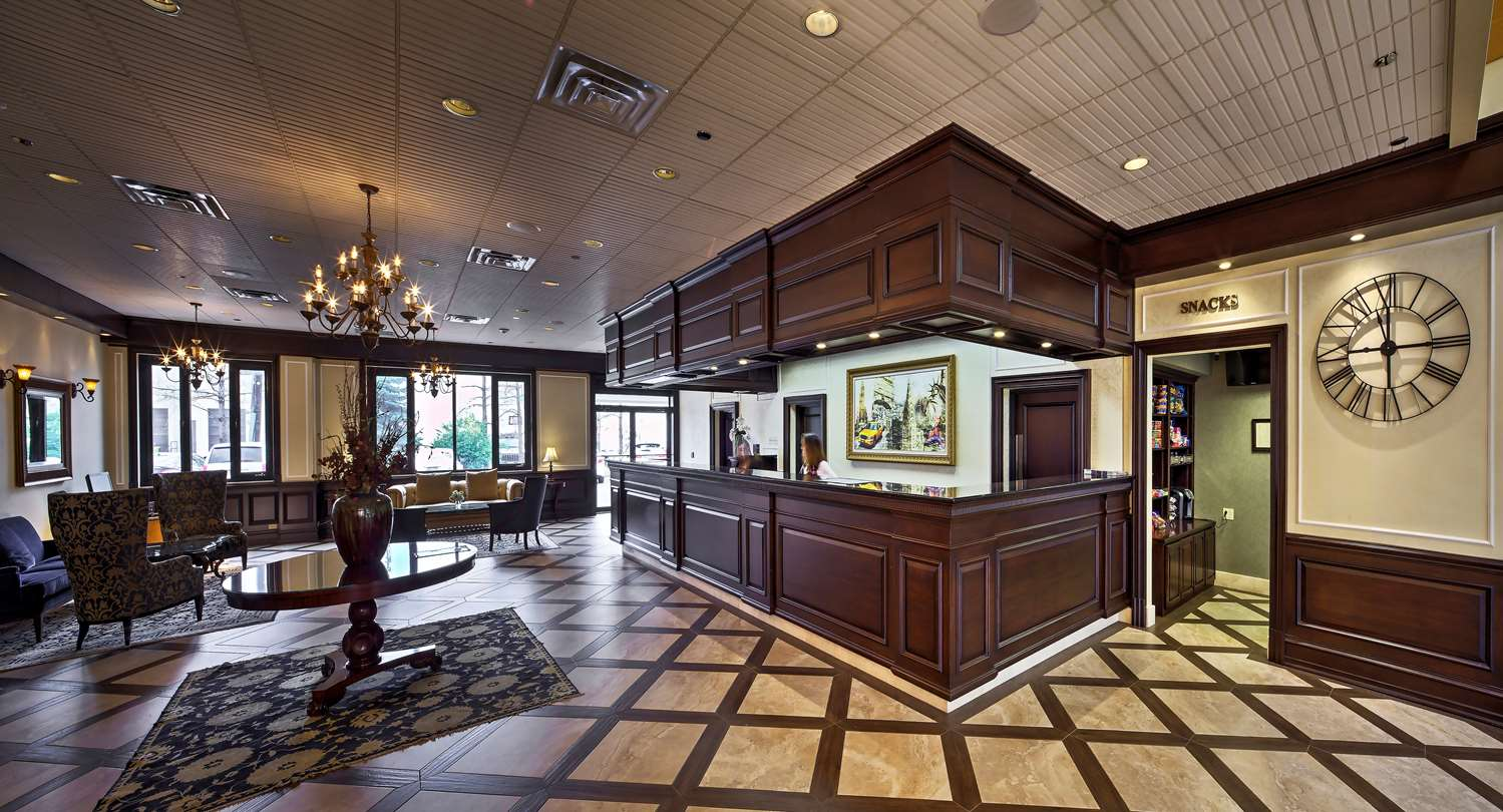 Lobby - Best Western Plus Executive Inn Fairfield