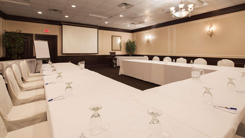 Meeting Facilities - Best Western Plus Executive Inn Fairfield