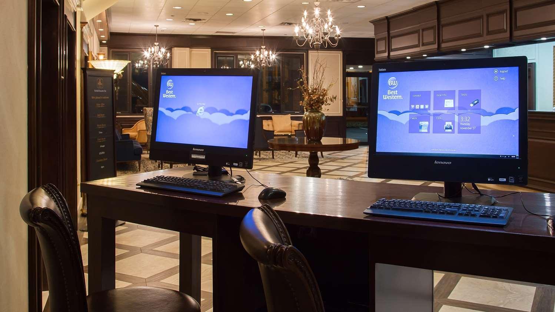 Conference Area - Best Western Plus Executive Inn Fairfield