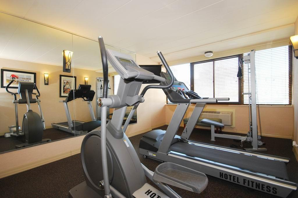Fitness/ Exercise Room - Best Western Envoy Inn Atlantic City