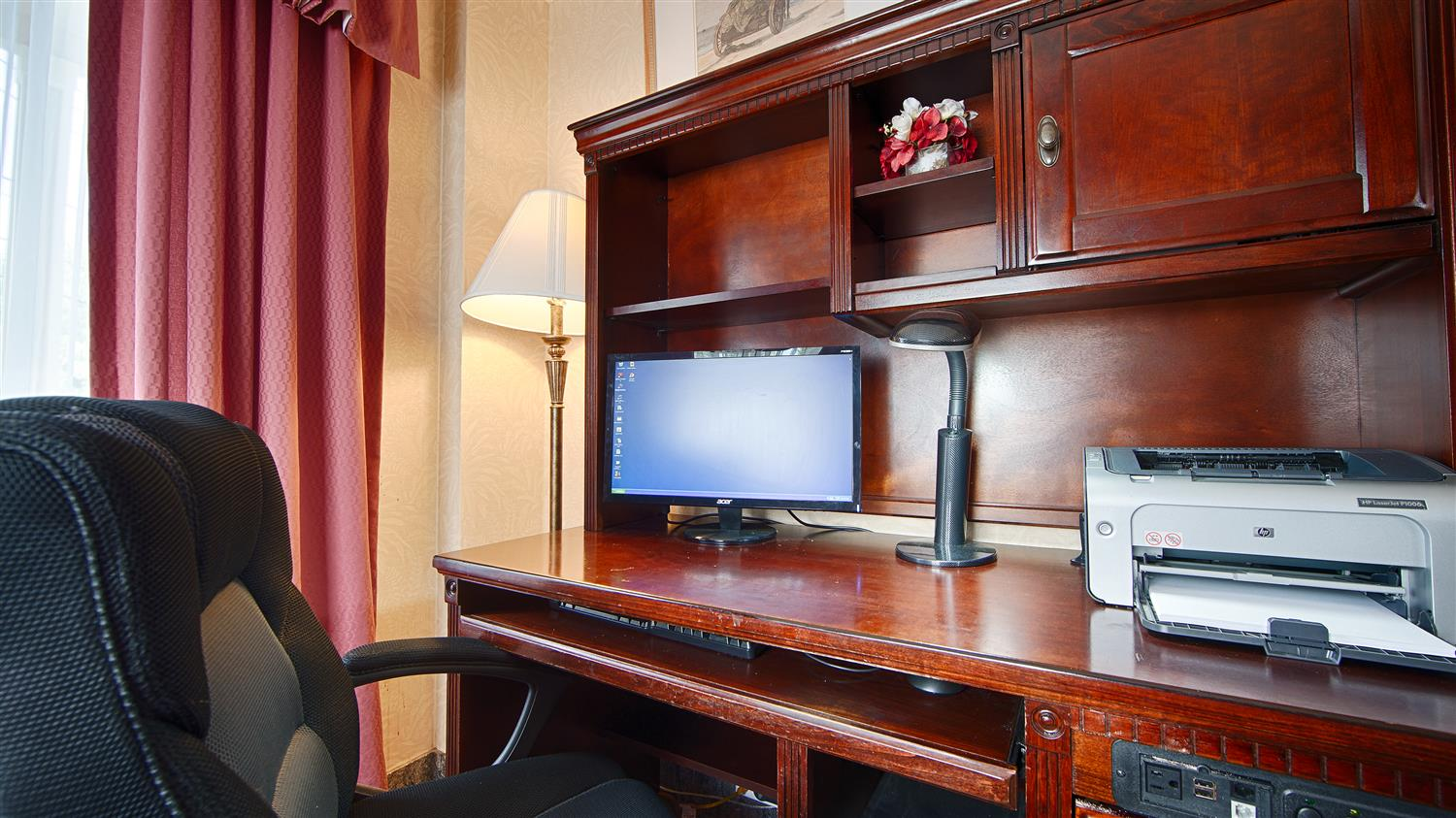 Conference Area - Best Western Fort Lee Inn