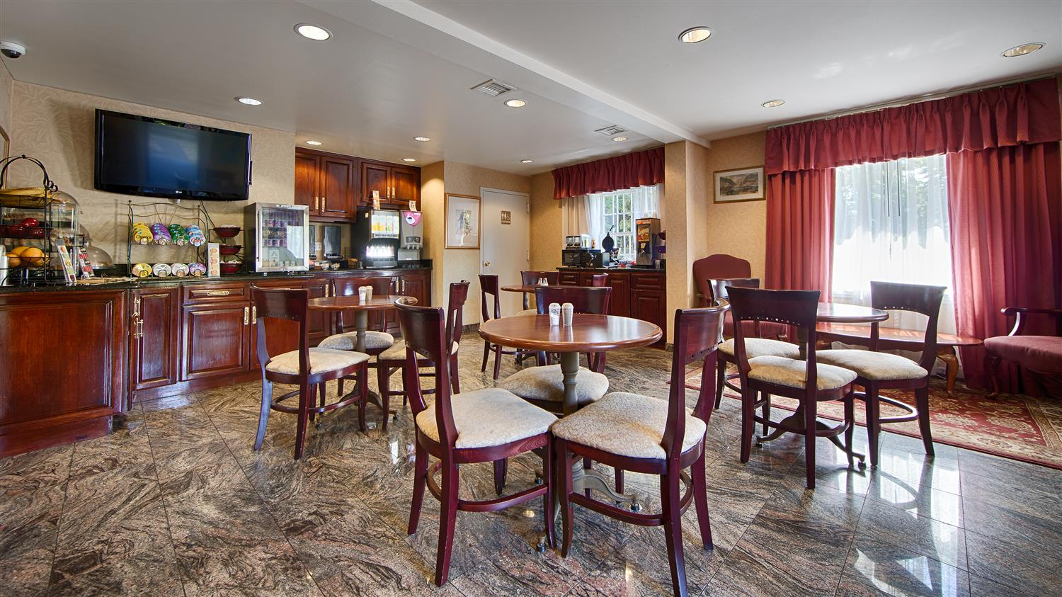 Restaurant - Best Western Fort Lee Inn
