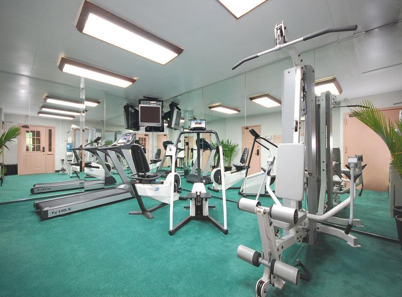 Fitness/ Exercise Room - Best Western Fort Lee Inn