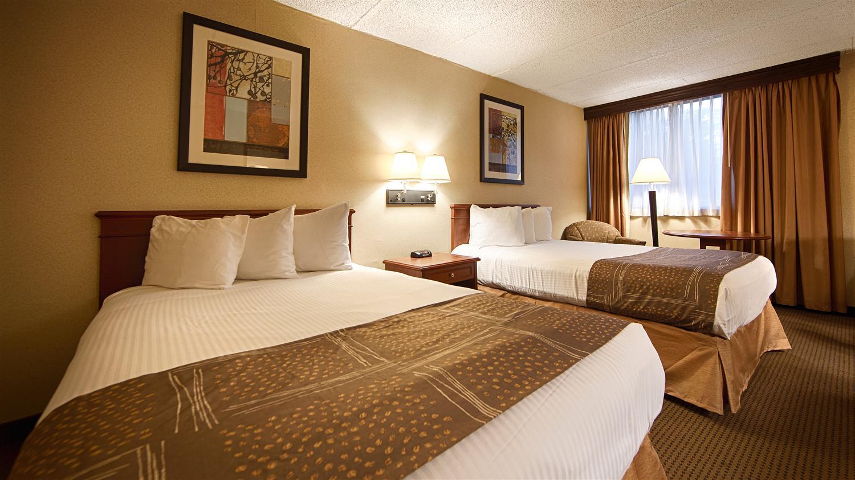 Room - Best Western Inn at Ramsey