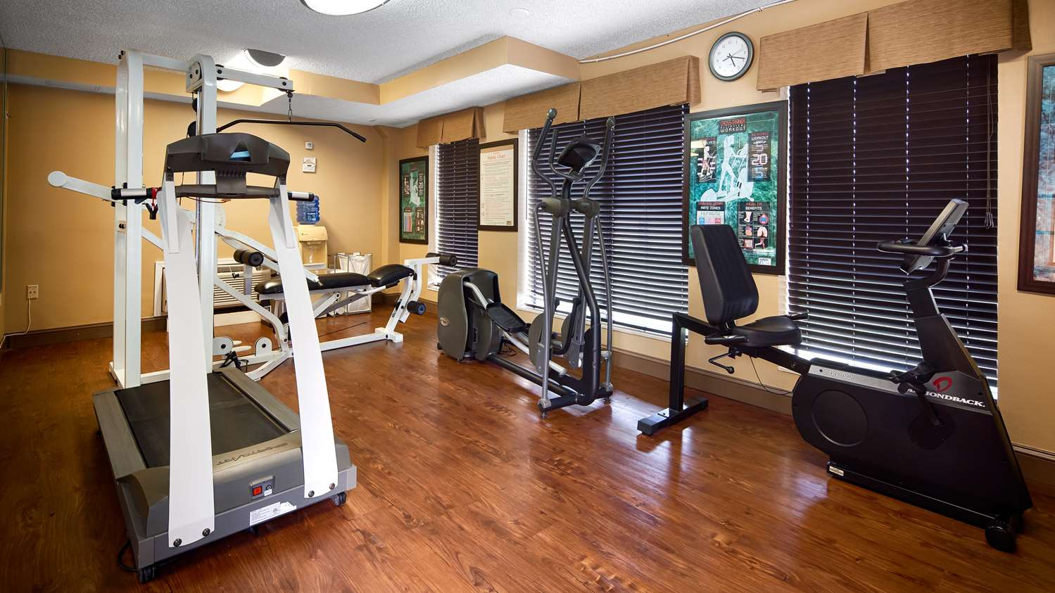 Fitness/ Exercise Room - Best Western Inn & Suites Monmouth Junction