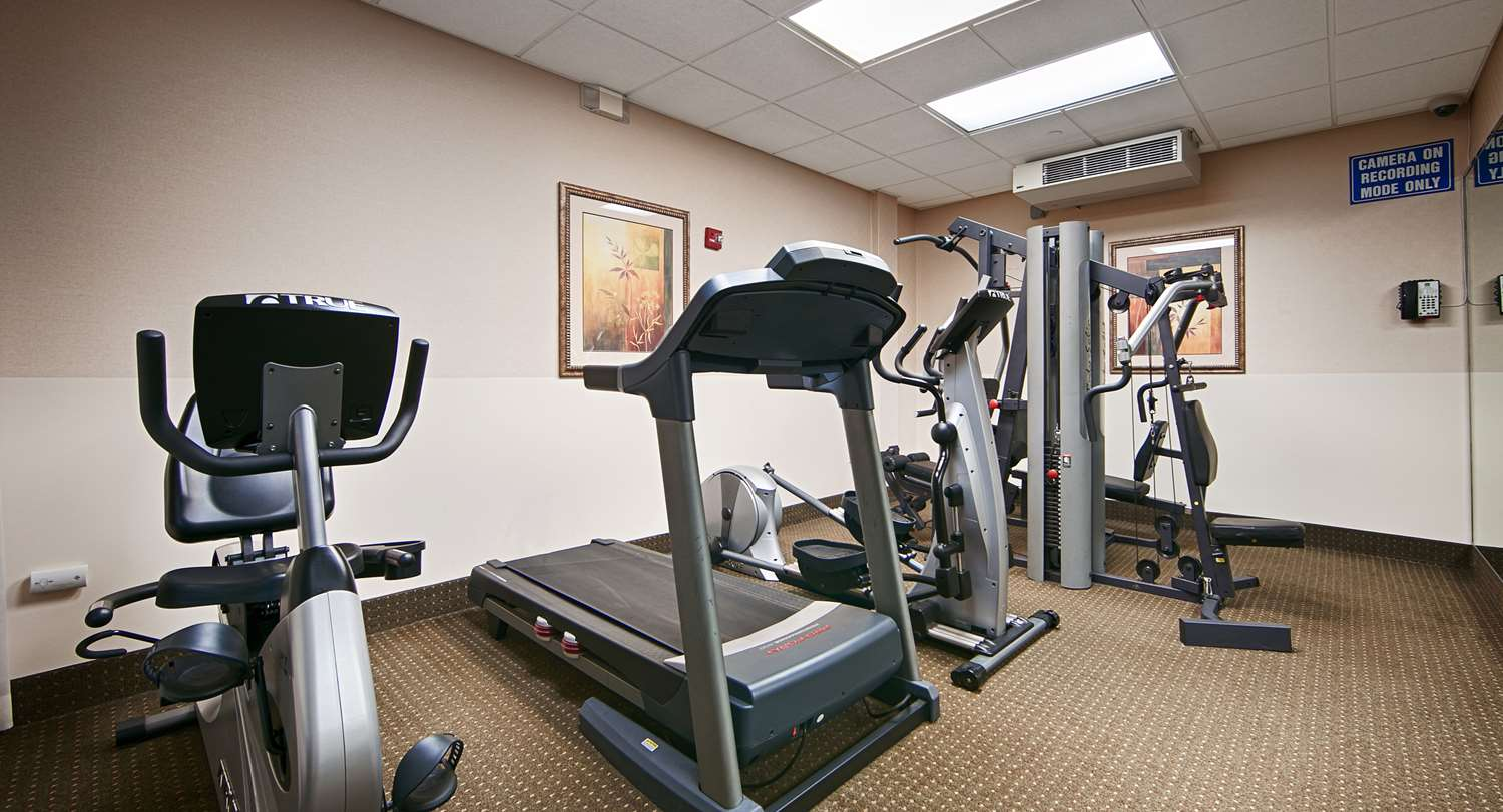 Fitness/ Exercise Room - Best Western Riverview Inn Suites Rahway