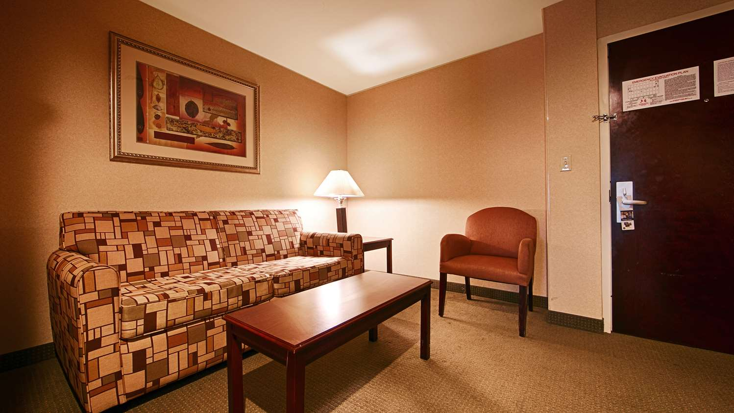 Room - Best Western Riverview Inn Suites Rahway
