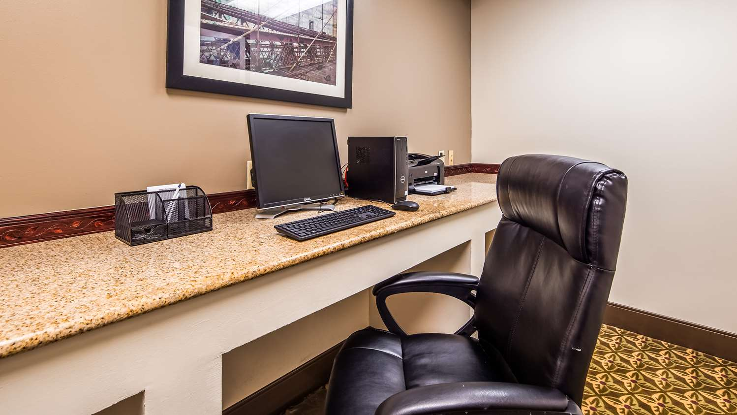 Conference Area - Best Western Riverview Inn Suites Rahway