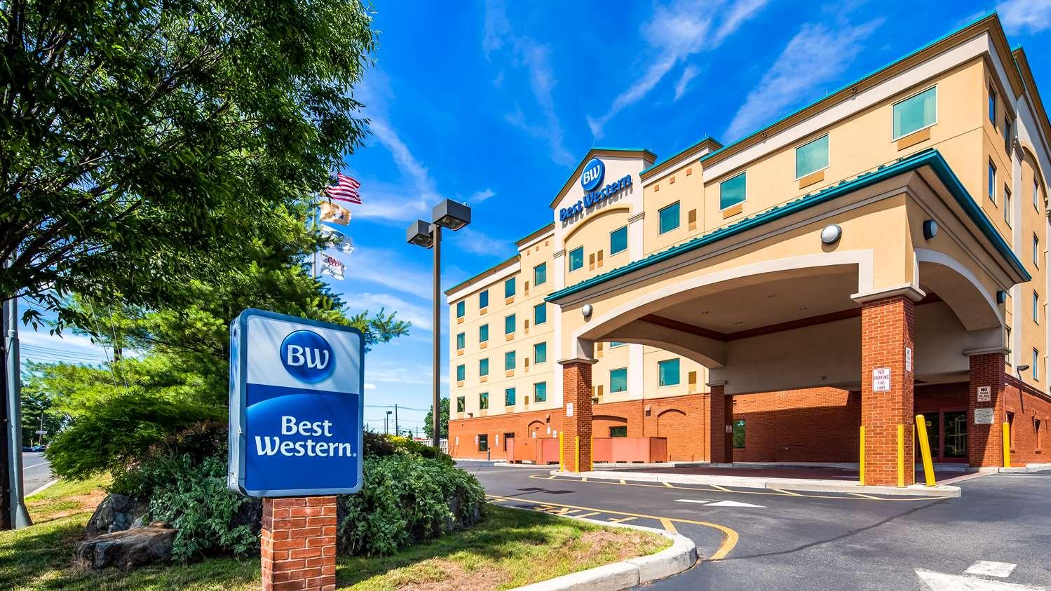 Exterior view - Best Western Riverview Inn Suites Rahway