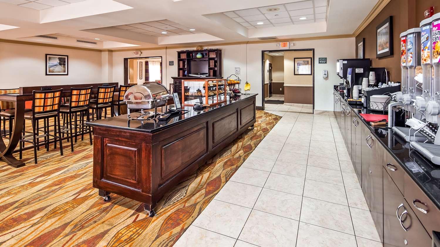 Restaurant - Best Western Riverview Inn Suites Rahway