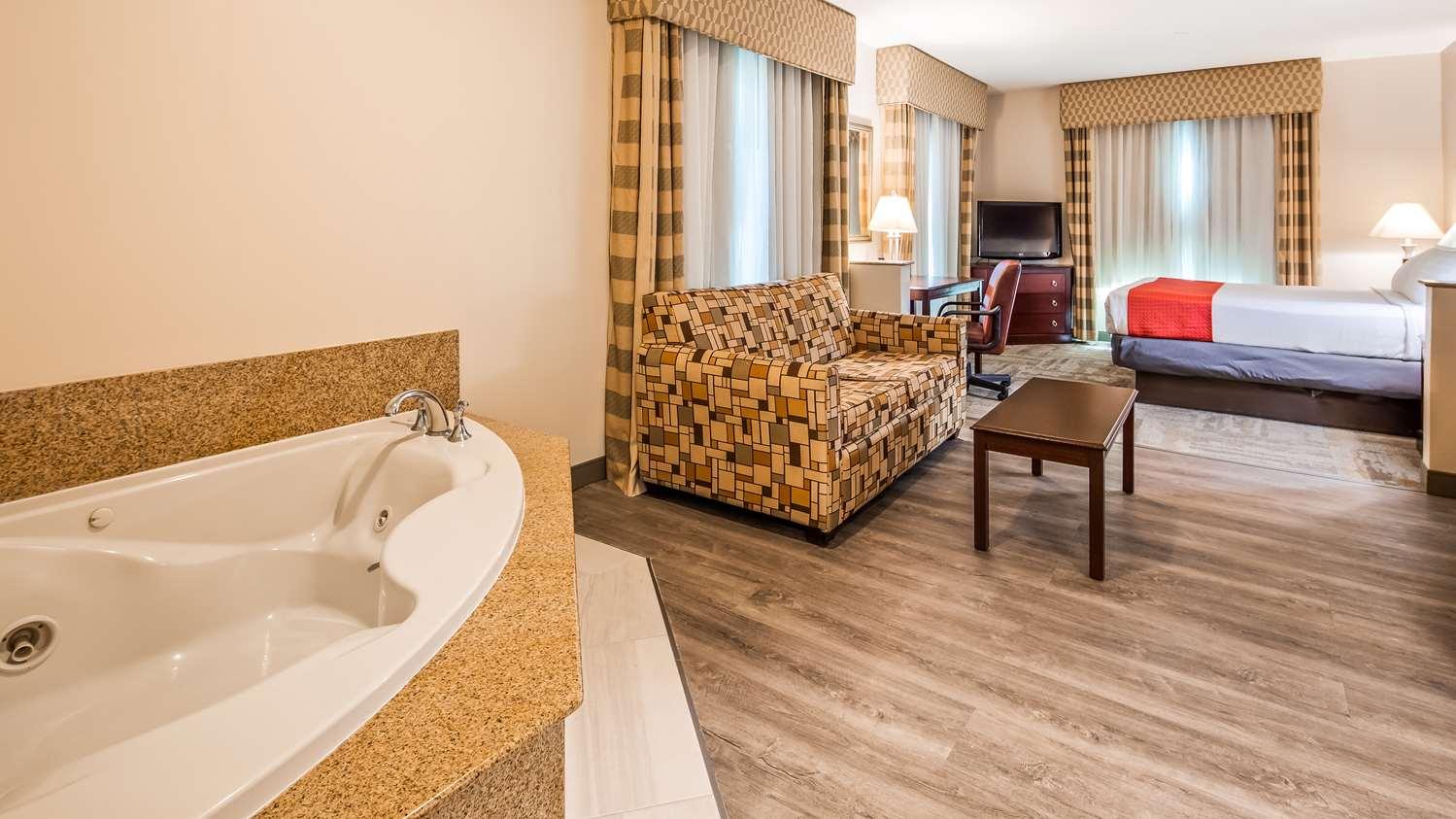 Room - Best Western Riverview Inn Suites Rahway