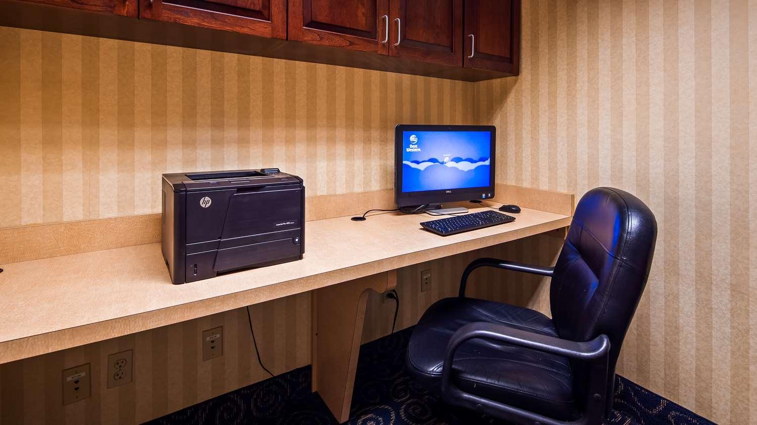 Conference Area - Best Western Monroe Inn & Suites Williamstown