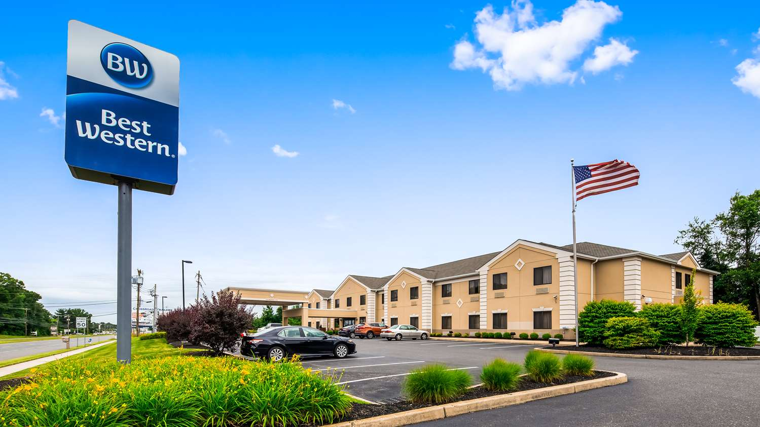 Best Western Hotel Williamstown Nj