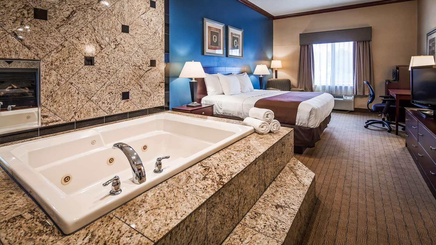 Suite - Best Western Monroe Inn & Suites Williamstown