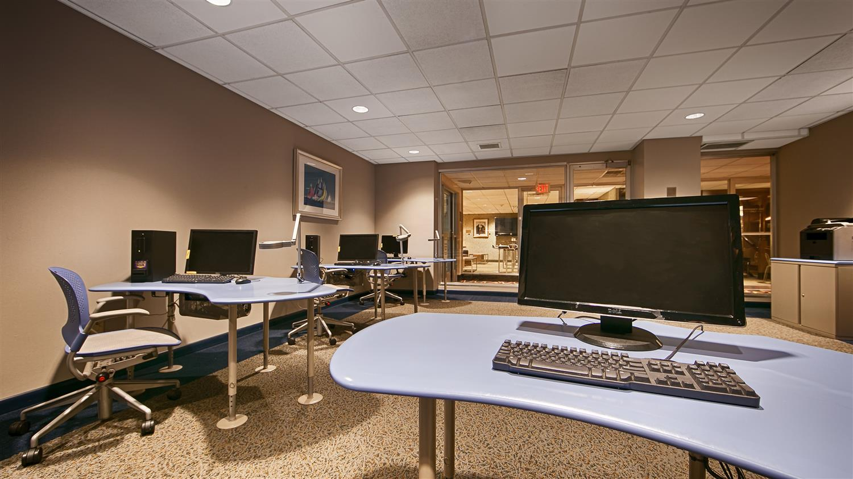 Conference Area - Best Western Plus Robert Treat Hotel Newark