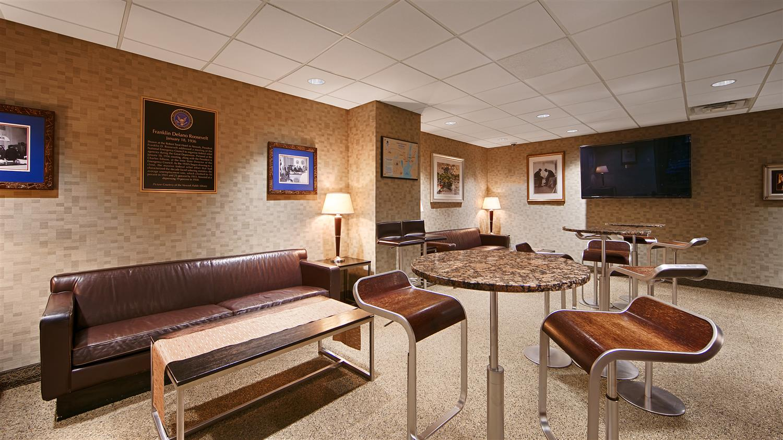 Restaurant - Best Western Plus Robert Treat Hotel Newark