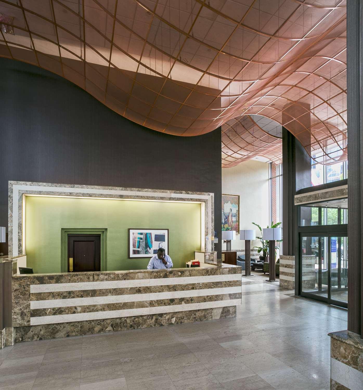 Lobby - Best Western Plus Robert Treat Hotel Newark