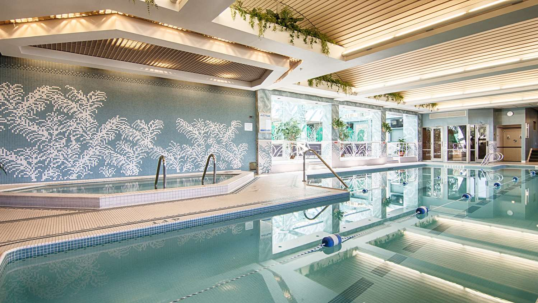 Pool - Best Western Plus Oswego Hotel & Conference Center