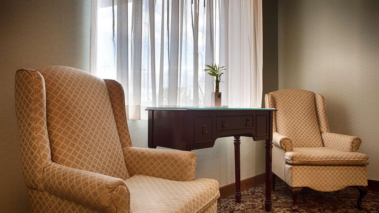 Lobby - Best Western Summit Inn Niagara Falls