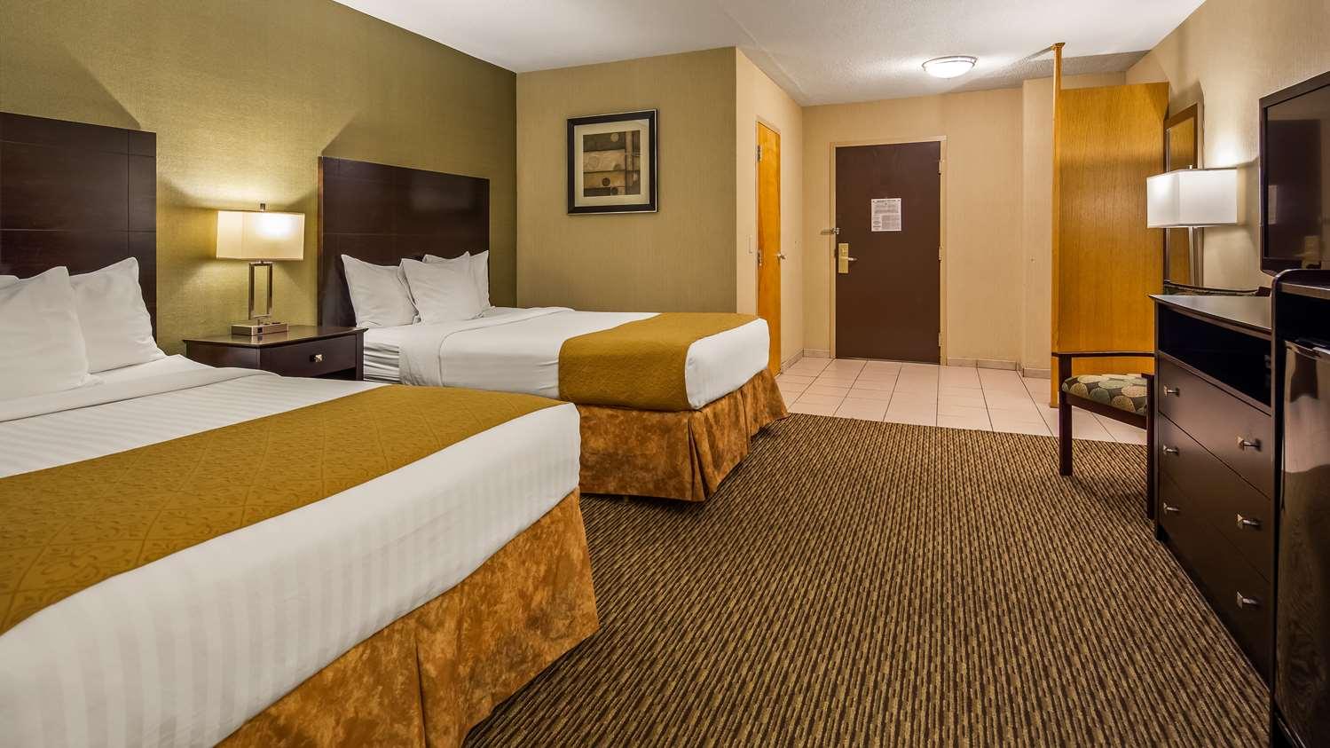 Room - Best Western Watertown Fort Drum Hotel