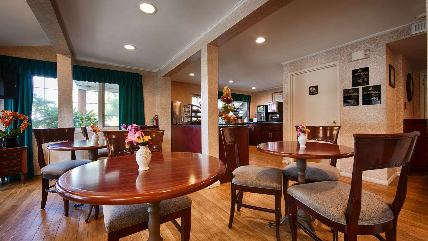Restaurant - Best Western Woodbury Inn