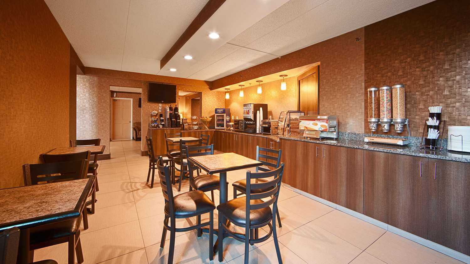 Restaurant - Best Western Inn Buffalo Airport Cheektowaga