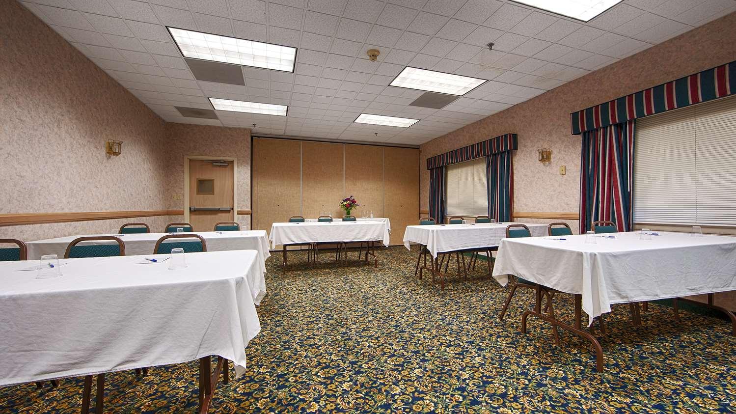 Meeting Facilities - Best Western Saranac Lake Hotel
