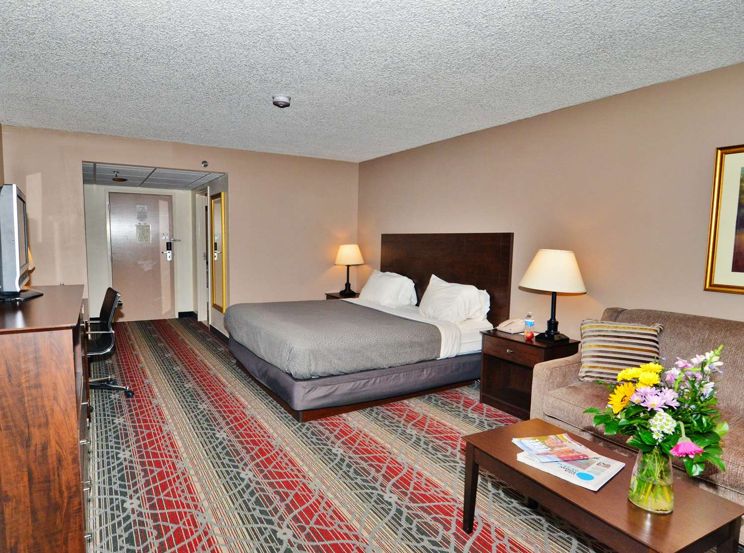 Room - Best Western Saranac Lake Hotel