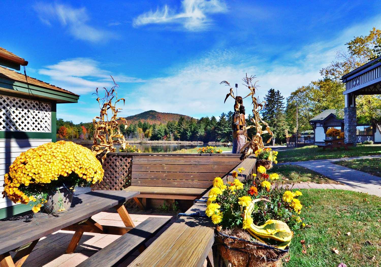 Exterior view - Best Western Saranac Lake Hotel