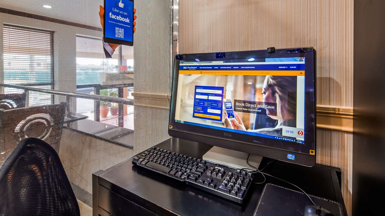 Conference Area - Best Western Queens JFK Airport Inn Jamaica
