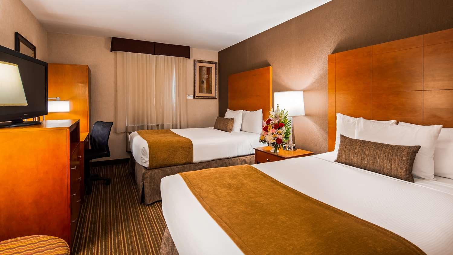 Room - Best Western Queens JFK Airport Inn Jamaica
