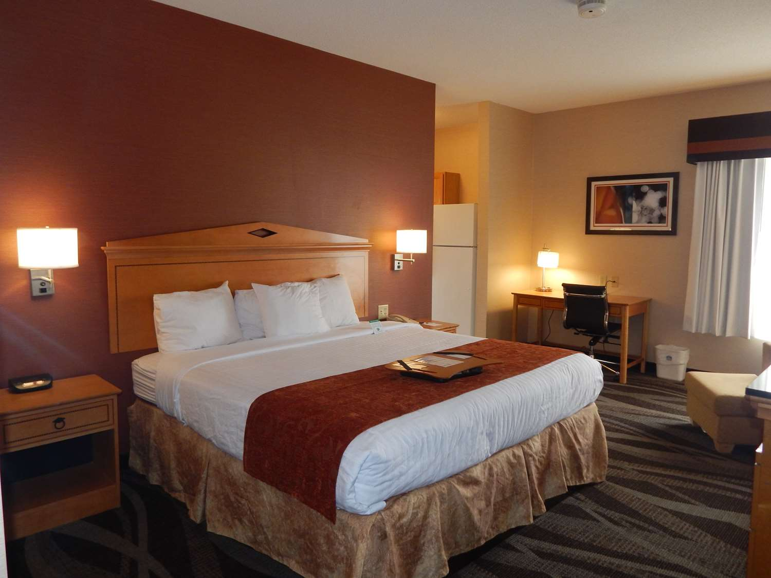Room - Best Western Plus University Inn Olean