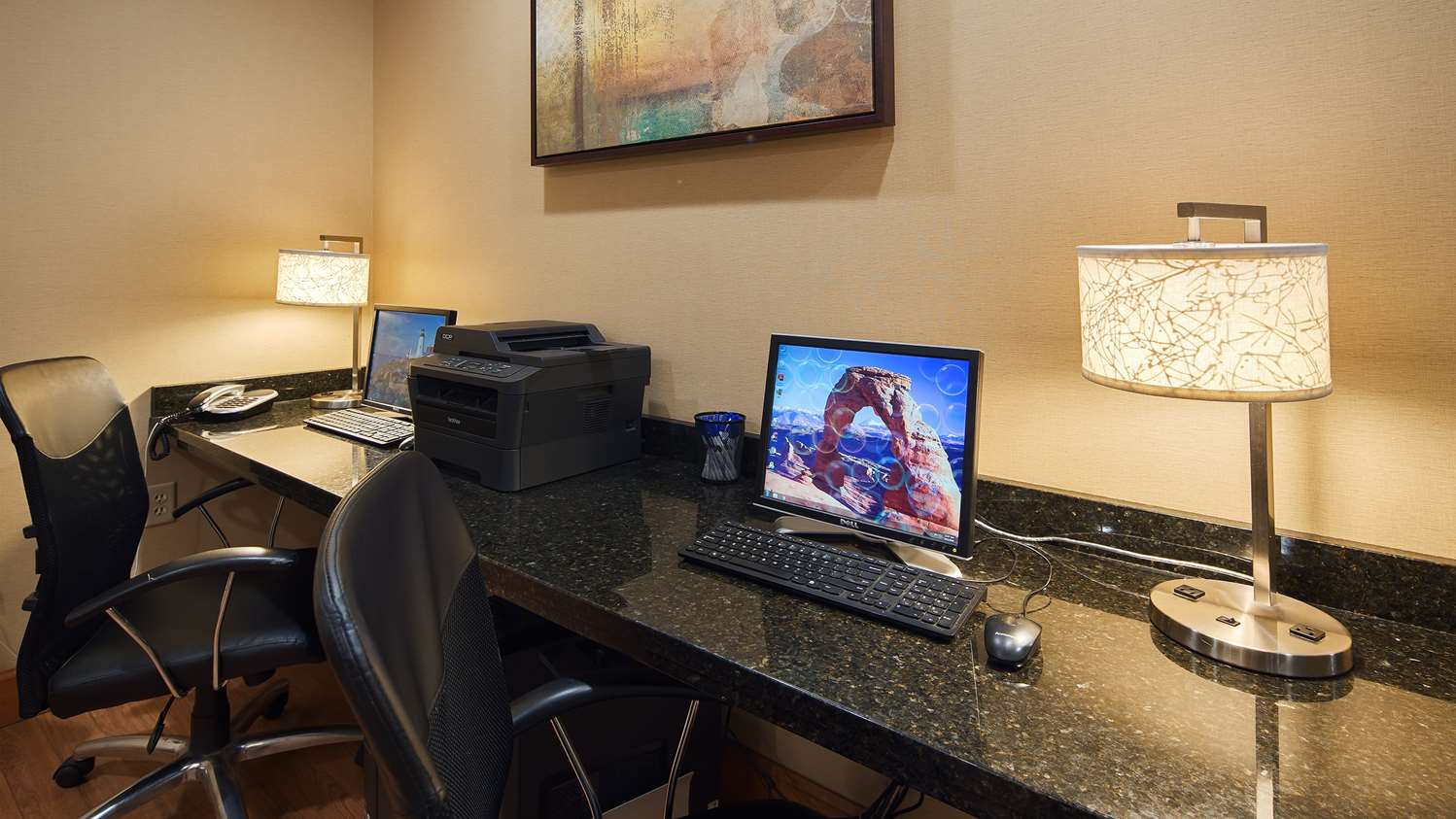 Conference Area - Best Western Plus University Inn Olean